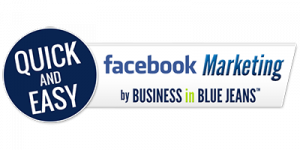 quick and easy facebook marketing
