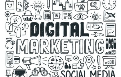 digital marketing graphic