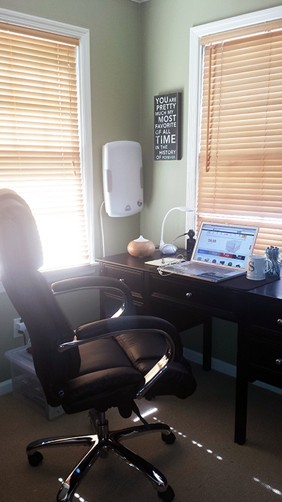 office organization for small business